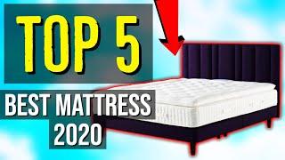 ✅ TOP 5: Best Mattress 2020