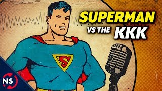 How Superman Fought the KKK... FOR REAL! || NerdSync