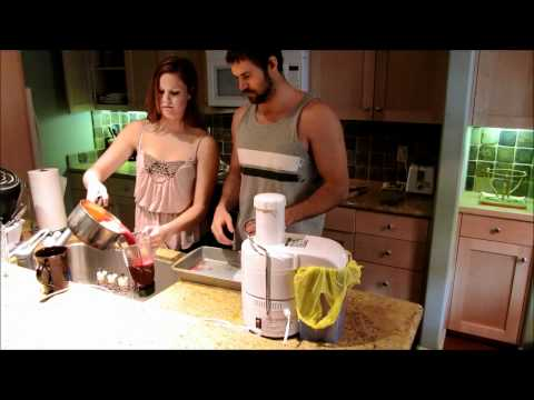 Video Juice fast Cleanse -  Day 1
