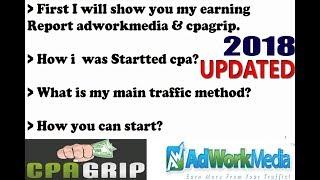 Earn $1000 From CPA Marketing - Adworkmedia Registration Process