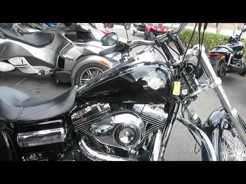 2014 Harley-Davidson Dyna® Wide Glide® in Sanford, Florida - Video 1