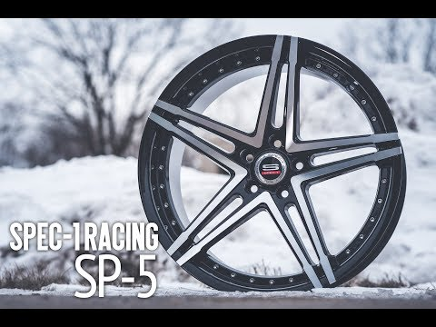 Wheel Review: Spec-1 SP-5 , 20×10 Gloss Black Machined