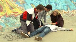 First aid - Spinal Injury