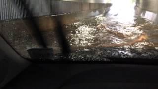 preview picture of video 'Überflutete Unterführung Chur'