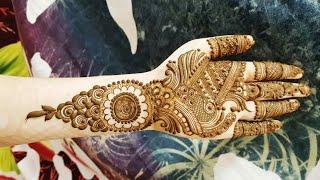 Gulf Henna Design 20 Heena Vahid Most Popular Videos