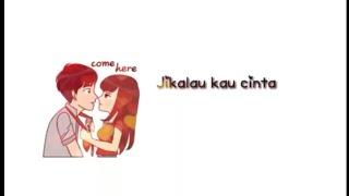 Story WA Keren - Jutaan Orang Baper || Jikalau Kau Cinta - Judika #viral (Unofficial Lirik-animasi)