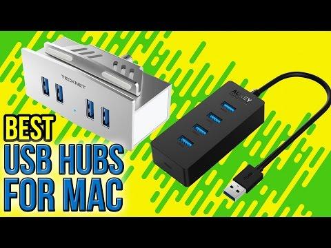 10 Best USB Hubs For Mac 2017