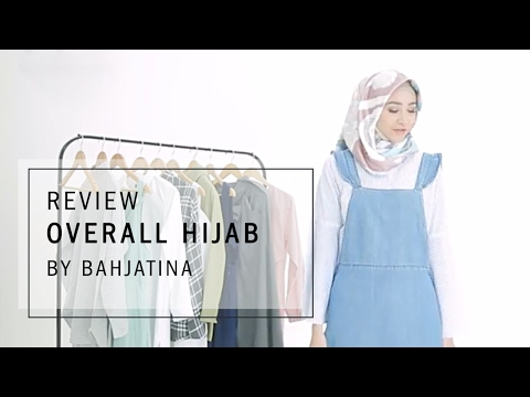Review Overall Hijab By Bahjatina Mp3