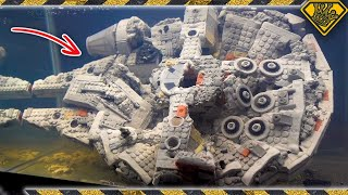Acetone Destroys Your Lego