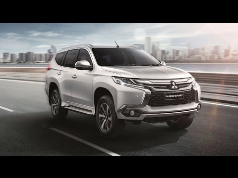 All New Pajero Sport : Product Features