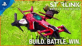 Starlink: Battle for Atlas - Build. Battle. Win. | PS4