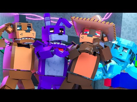 Minecraft FNAF 7 Pizzeria Simulator - What's Happening? (Minecraft Roleplay)