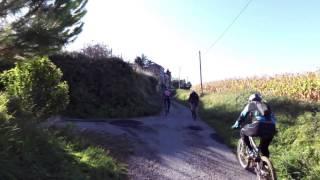preview picture of video 'Randonnée Marigny Brizay 2014'