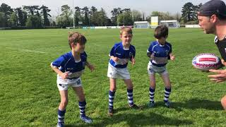 Mini Rugby : Tower of Power – Your Rugby Skills