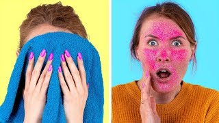Shine Bright Like a Diamond! 10 Easy Beauty Hacks and Pranks