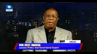 Osun Election: INEC's Declaration Does Not Make Sense - West Idahosa Pt.1 |Politics Today|