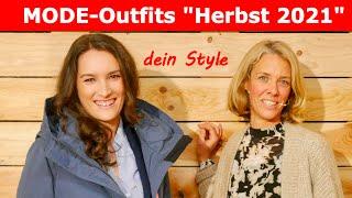 Neue Mode Outfits von OPUS, ICHI, STREET ONE, ALIFE & KICKIN (Herbst -Winter 2021)