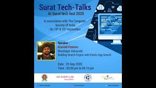 Building Search Engine w/ Elastic App Search -Aravind Putrevu