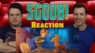 Scoob! - Official Teaser Trailer Reaction / Review / Rating