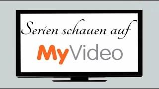 Serien schauen auf MyVideo (kostenlos & legal)