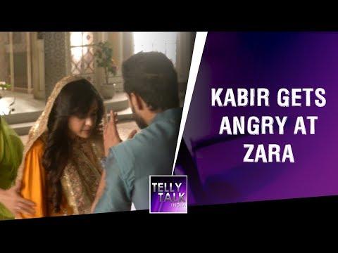 Kabir gets ANGRY at Zara as Alina runs away from home | Ishq Subhan Allah