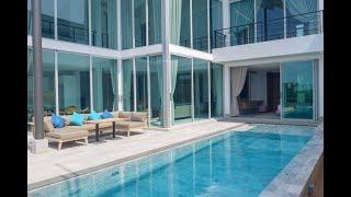 New 3-Bedroom Pool Villas in Pasak Area, Phuket