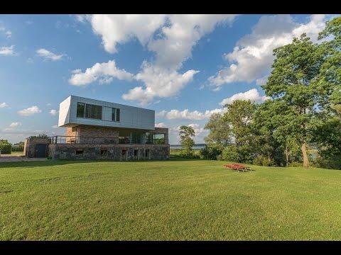 Ferien für Architekturfans: Gut Fergitz in der Uckermark