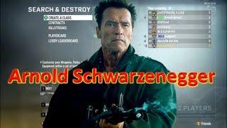 arnold schwarzenegger plays black ops 2 soundboard gaming most