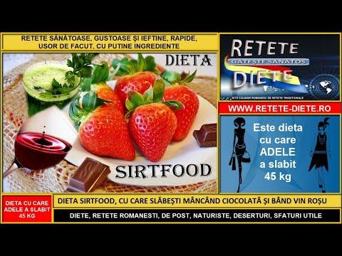 Dieta cristina siscanu