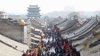 Video : China : PingYao 平遼 and MianShan 綿山, ShanXi province - video