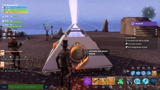 TIPS : FIRST BUILD SSD 1 TWINE PEAKS - FORTNITE SAVE THE WORLD
