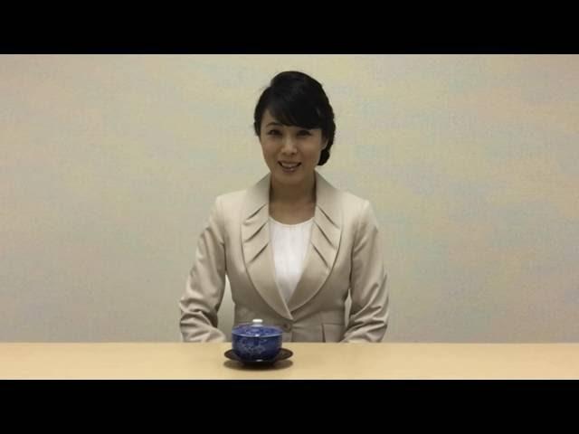 お茶のいただき方~訪問先でのマナー ワンポイントマナーレッスン15-日本サービスマナー協会