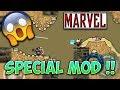 Mini Militia Marvel Super Hero War Mod Special Gameplay !! | Doodle Army 2: Mini Militia #62