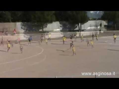Preview video DELFINI ROSSOBLU-GINOSA 5-1 Ginosa sottotono, i Delfini ne approfittano