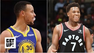 Have the Raptors surpassed the Warriors as the best team in the NBA? | Get Up!