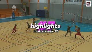 Best goals (Matchweek #5) – Portuguese Korfball Championship 2020-21