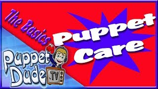 The 10 Commandments of Puppet Care