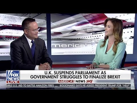 "Nile Gardiner: British Elites ""Desperately Trying to Stop Brexit At Any Possible Cost"""