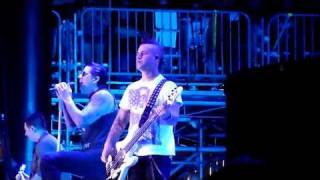 Avenged Sevenfold - I Won't See You Tonight (Part 1) - 48 Hrs Festival Las Vegas 10/15/11