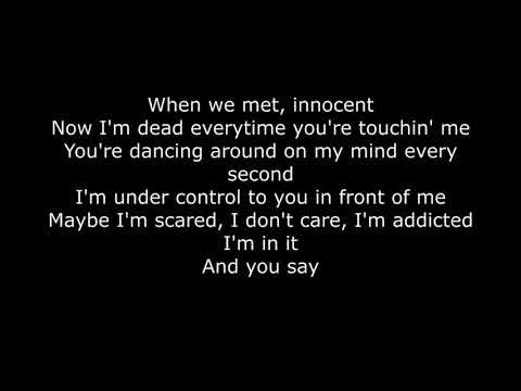 Peer Pressure- James Bay Ft. Julia Michaels Lyrics