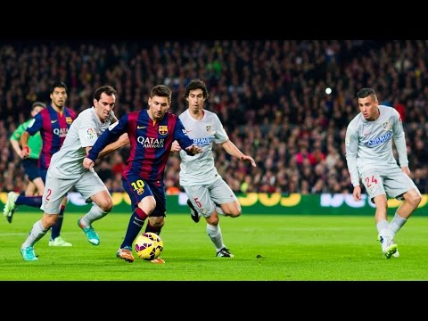 Lionel Messi ● The Magic Beyond Statistical Measurement ► 2015   HD  