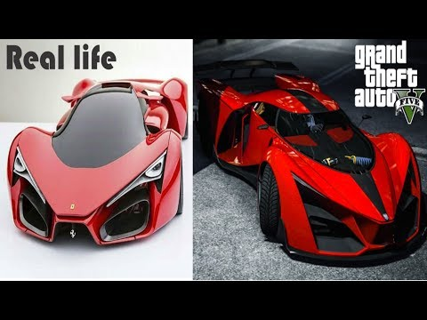 Real Life Counterparts of EVERY SINGLE GTA 5 Land, Air, and see vehicle to date. Ultimate Edition