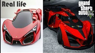 Real Life Counterparts Of EVERY SINGLE GTA 5 Land, Air, And Sea Vehicle To Date. Ultimate Edition