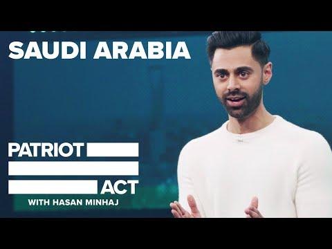 Saudi Arabia   Patriot Act with Hasan Minhaj   Netflix