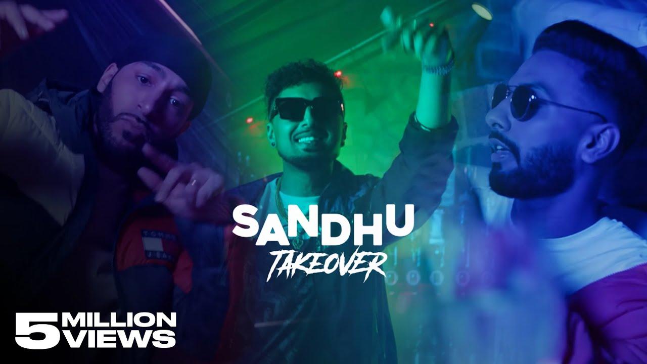 Sandhu Takeover Lyrics - Navaan Sandhu, Amar Sandhu