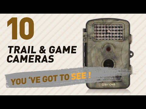 Surveillance Cameras - Trail & Game Cameras, Best Sellers 2017 // Amazon UK Electronics