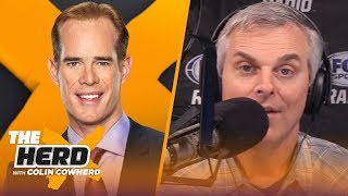 Joe Buck talks quarantine calls, stories about his father, Brady to Buccaneers and more   THE HERD