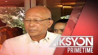 Oust plot laban kay Pres. Duterte, kinumpirma ng DND.