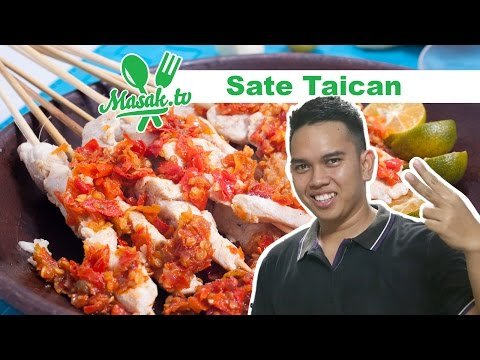 Video Resep Sate Taichan Feat Dapur UNPAD