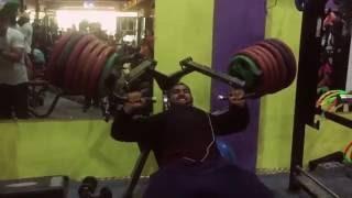 Punjabi boy in gym